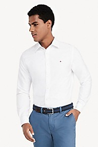 e0f3f46a Men's Casual Shirts | Tommy Hilfiger USA