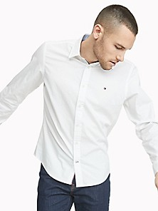 I-N-C Mens Slim Fit Check Button Up Shirt
