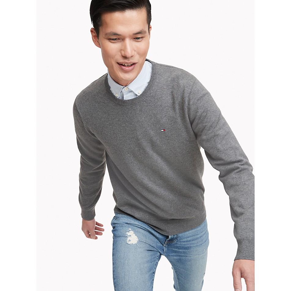 Essential Crewneck Sweater