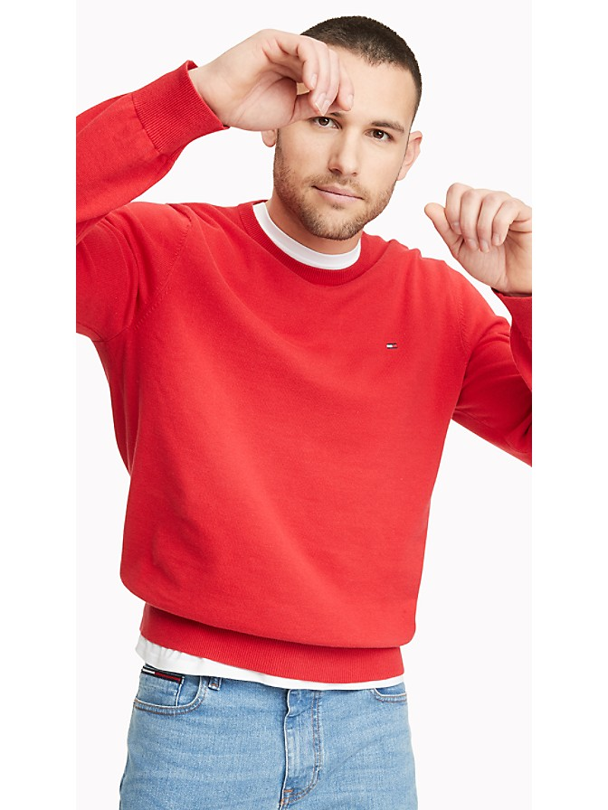 Essential Crewneck Sweater
