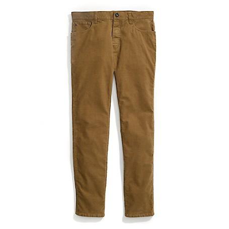 de10d120ba0 Slim Fit Corduroy Pant