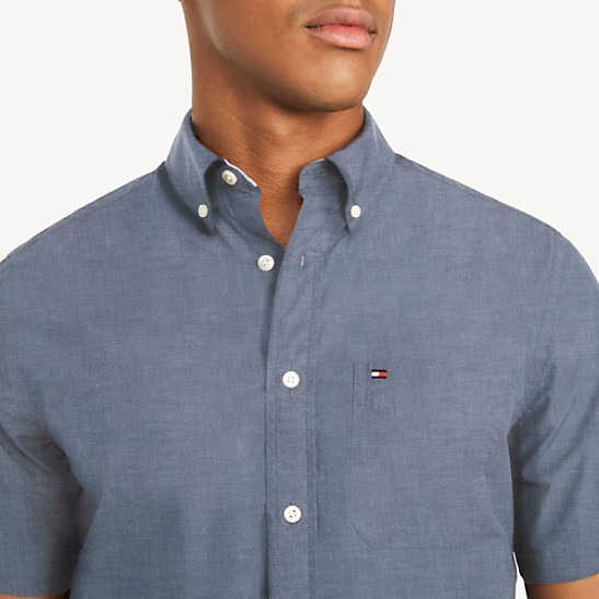 Custom Fit Shirt In Classic Cotton