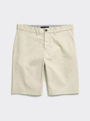Tommy Hilfiger Men's Adaptive Classic Short Sand Khaki - 34