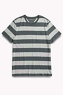 0b28ef8a6fbe Classic Cotton Stripe T-Shirt