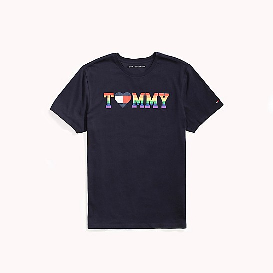 887ad49e1 SALE Tommy Pride Collection T-Shirt