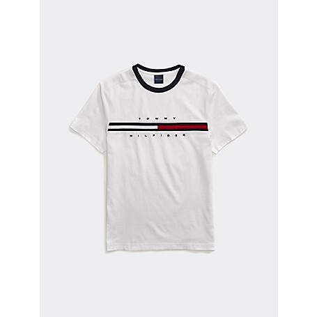 03e99012 Signature Stripe T-Shirt | Tommy Hilfiger