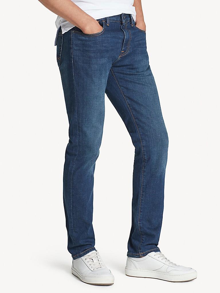 Straight Fit Essential Indigo Jean