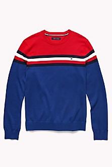 973dd90ec2209a Men's Sweaters | Tommy Hilfiger USA