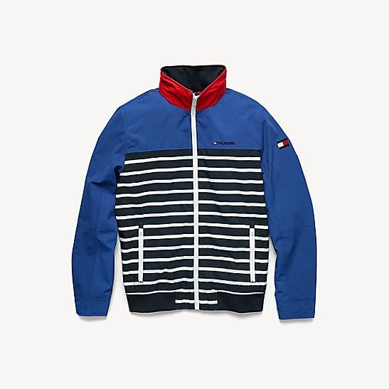 6e79cb9db10309 Stripe Yacht Jacket
