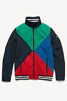 52cf0eed Colorblock Yacht Jacket. Quick View for Colorblock Yacht Jacket. NEW TO  SALE. TOMMY HILFIGER