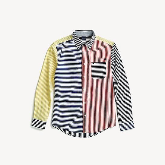 93446db6 Custom Fit Multi Stripe Shirt | Tommy Hilfiger