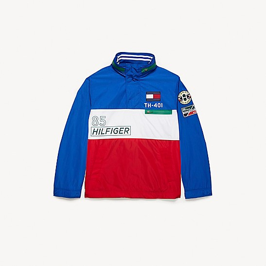 los angeles new specials thoughts on Essential Popover Windbreaker | Tommy Hilfiger
