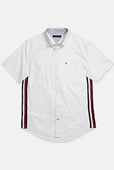 5126cb55b6 Men's Casual Shirts | Tommy Hilfiger USA