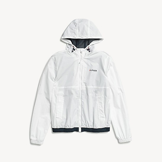 beste website klassisch klassisch Hooded Rain Jacket