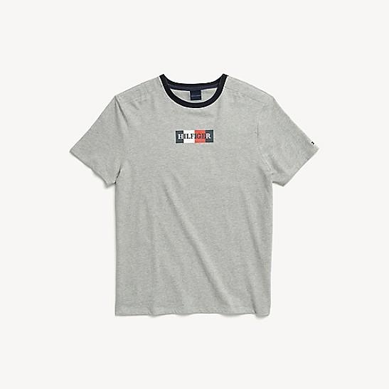 neuesten Stil suchen USA billig verkaufen Signature T-Shirt | Tommy Hilfiger