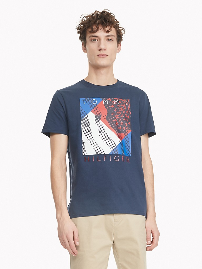 NEW TO SALE Essential Flag T-Shirt
