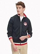 Tommy Hilfiger Essential Stripe Trim Track Men's Jacket