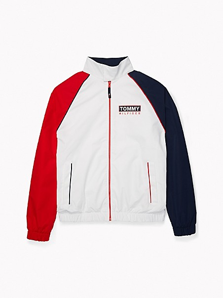 TOMMY HILFIGER Essential Colorblock Tommy Jacket