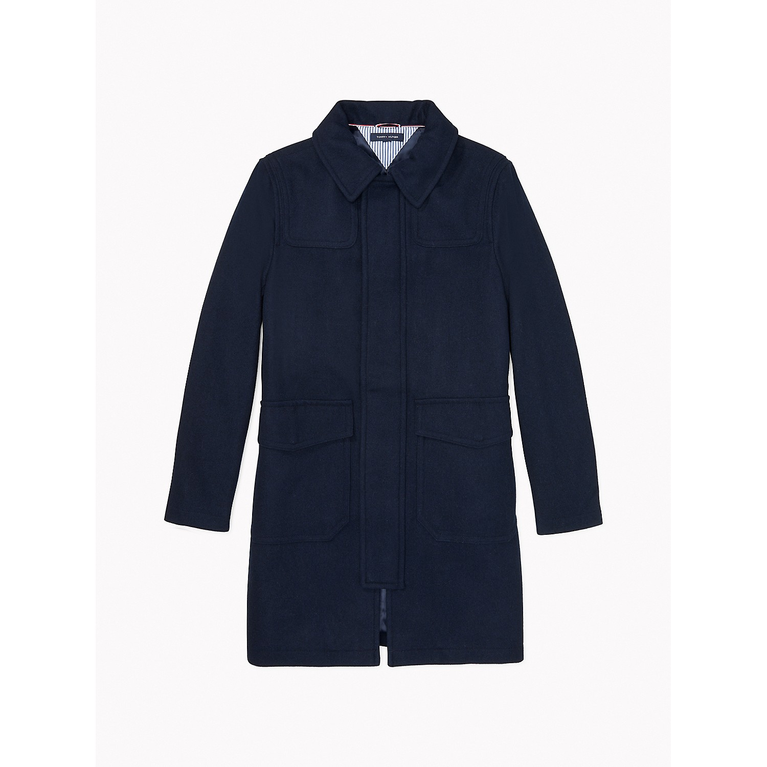 TOMMY HILFIGER Essential Wool Coat