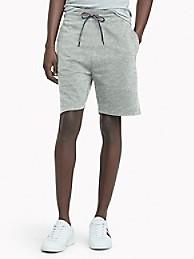 타미 힐피거 스웻 반바지 Tommy Hilfiger Essential Solid Sweatshort,MEDIUM GREY HEATHER