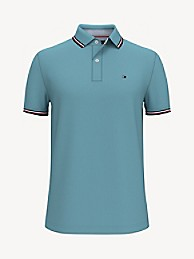 TOMMY HILFIGER Custom Fit Essential Performance Polo