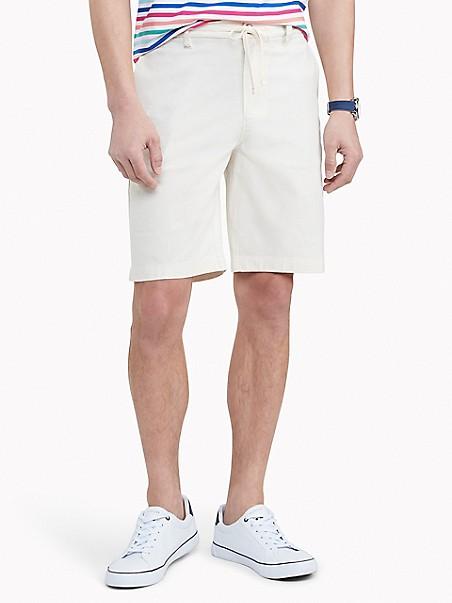 타미 힐피거 반바지 Tommy Hilfiger Essential Organic Cotton Solid Short,turtle dove