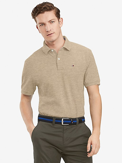 Classic Fit Essential Solid Polo