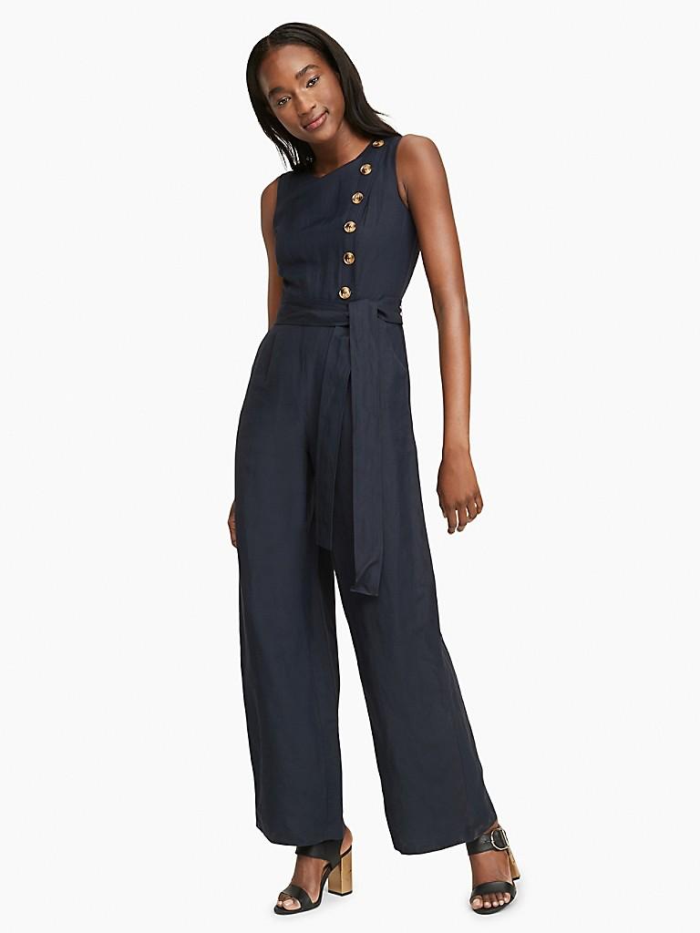 Essential Linen Jumpsuit