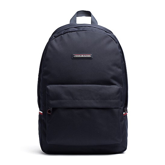 Tommy Hilfiger Th Varsity Backpack W, Men's Backpack, Multicolore (Corporate)
