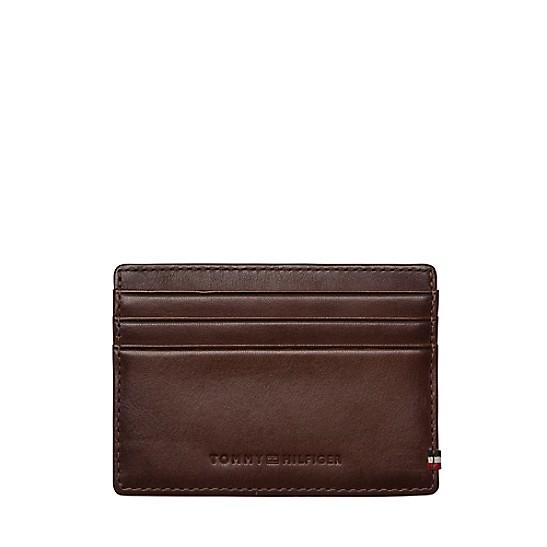 185f893fe3761 SALE Leather Credit Card Holder