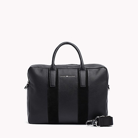 Leather Tote Bag - Sales Up to -50% Tommy Hilfiger JPVntzAlN