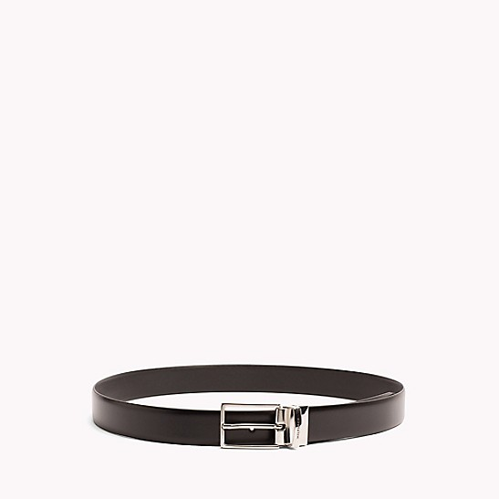 46eaa85d3 Reversible Texture Leather Belt   Tommy Hilfiger