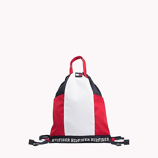 Th Kids Drawstring Backpack Tommy Hilfiger