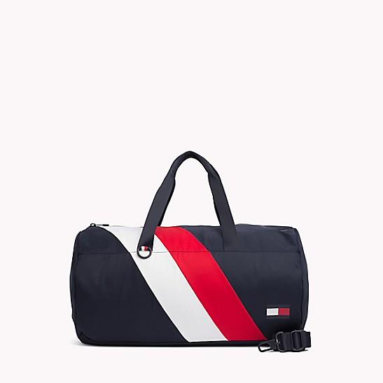 Chevron Duffle Bag