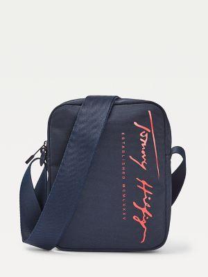 tommy hilfiger bags logo