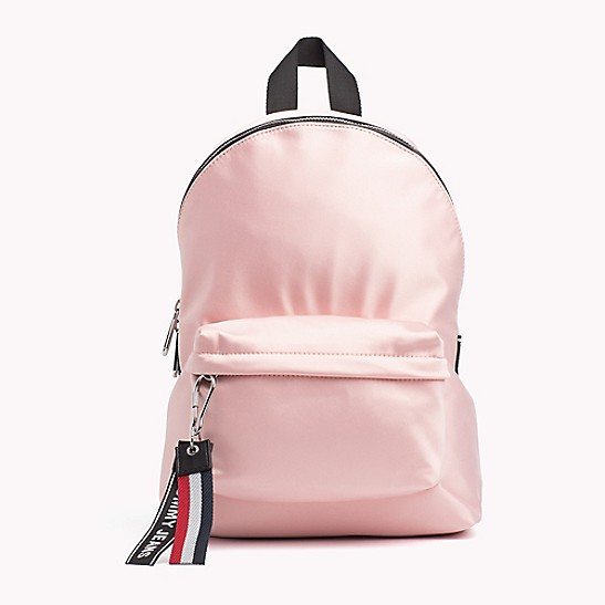 c214c1f2acf Tommy Jeans Satin Mini Backpack | Tommy Hilfiger