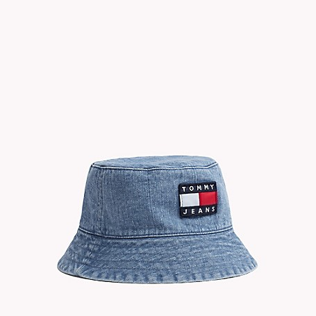 25450060 Capsule Collection Denim Bucket Hat | Tommy Hilfiger