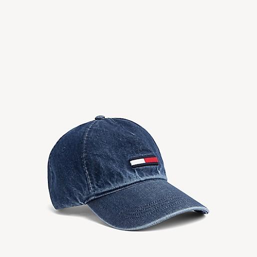1ae782f05 Denim Flag Cap | Tommy Hilfiger