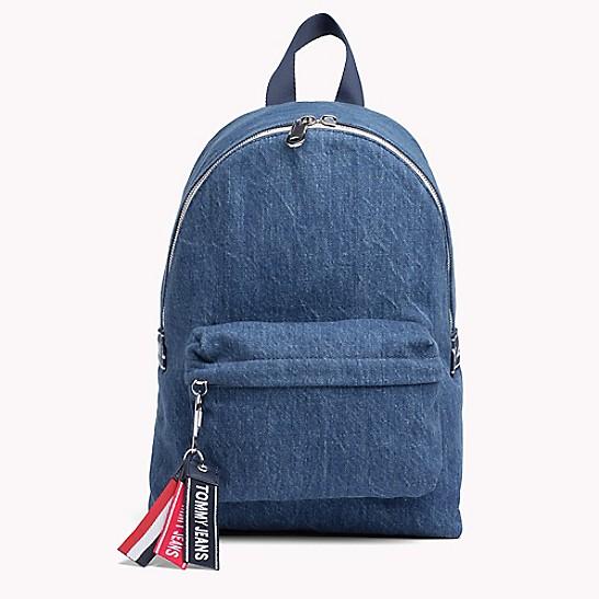 5ffc061d3ad Tommy Jeans Denim Mini Backpack | Tommy Hilfiger