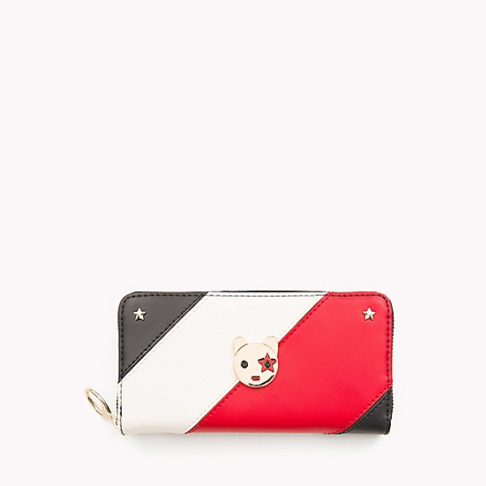 Mascot Leather Wallet - Sales Up to -50% Tommy Hilfiger 5j7OwOj7