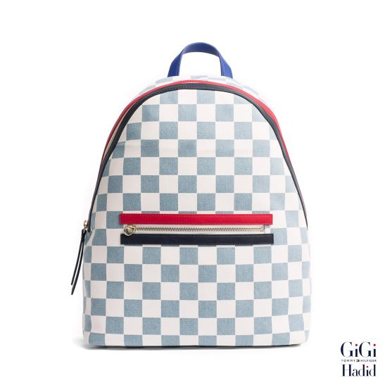 Chequerboard Weekend Bag - Sales Up to -50% Tommy Hilfiger