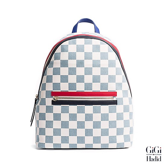 Chequerboard Weekend Bag - Sales Up to -50% Tommy Hilfiger ss3No
