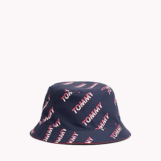 3eec72d05 Reversible Bucket Hat | Tommy Hilfiger