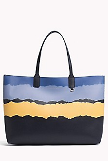 Iconic Reversible Logo Tote Bag - Sales Up to -50% Tommy Hilfiger GWKX83Yda