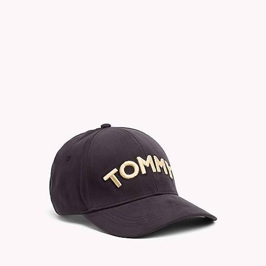 tommy patch cap tommy hilfiger