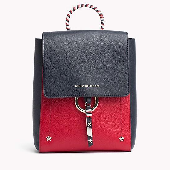 675838742d9 Leather Mini Backpack | Tommy Hilfiger