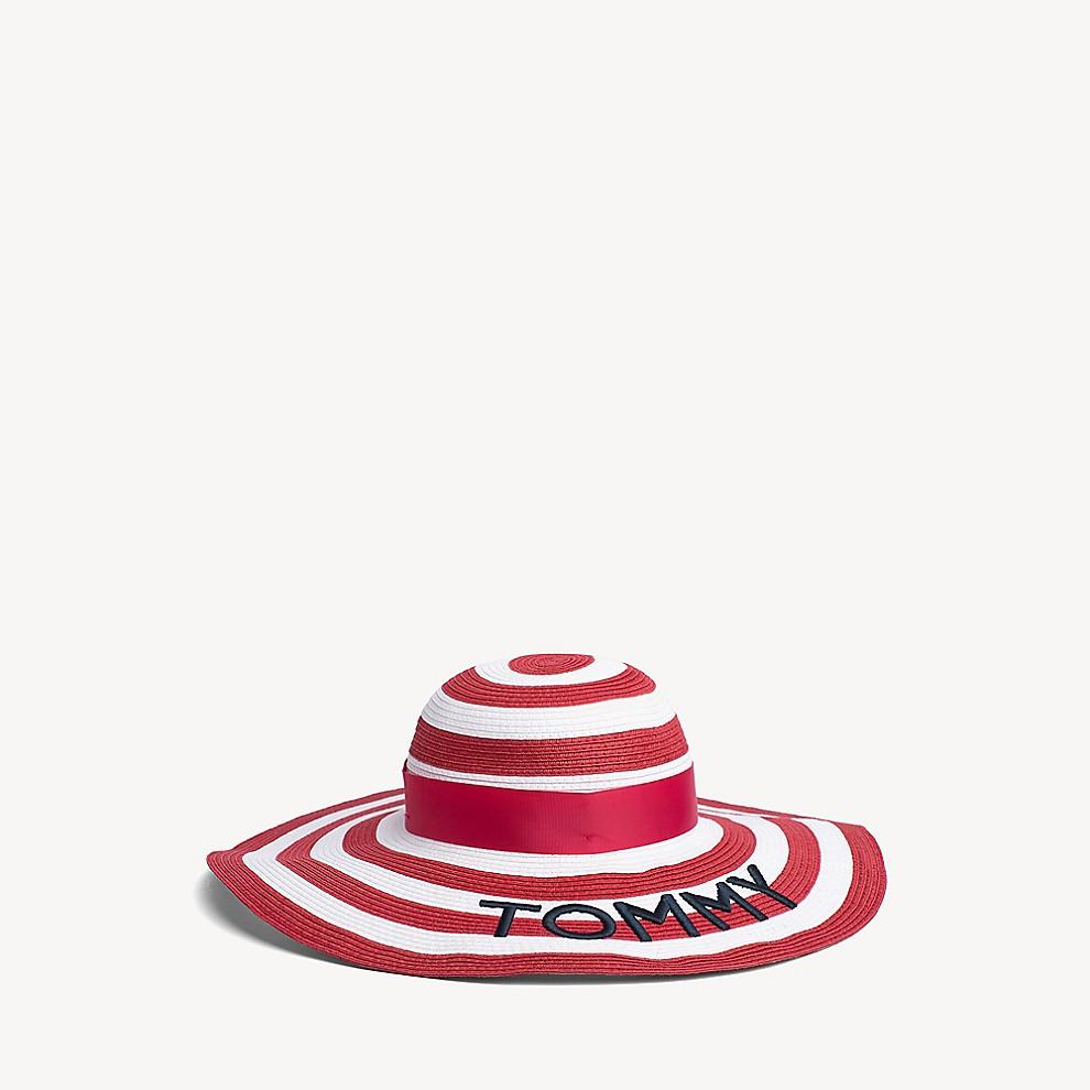 Floppy Woven Hat