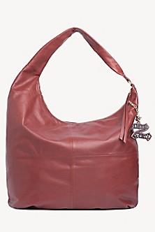 d196b5aed476 Zendaya Pure Leather Hobo Bag