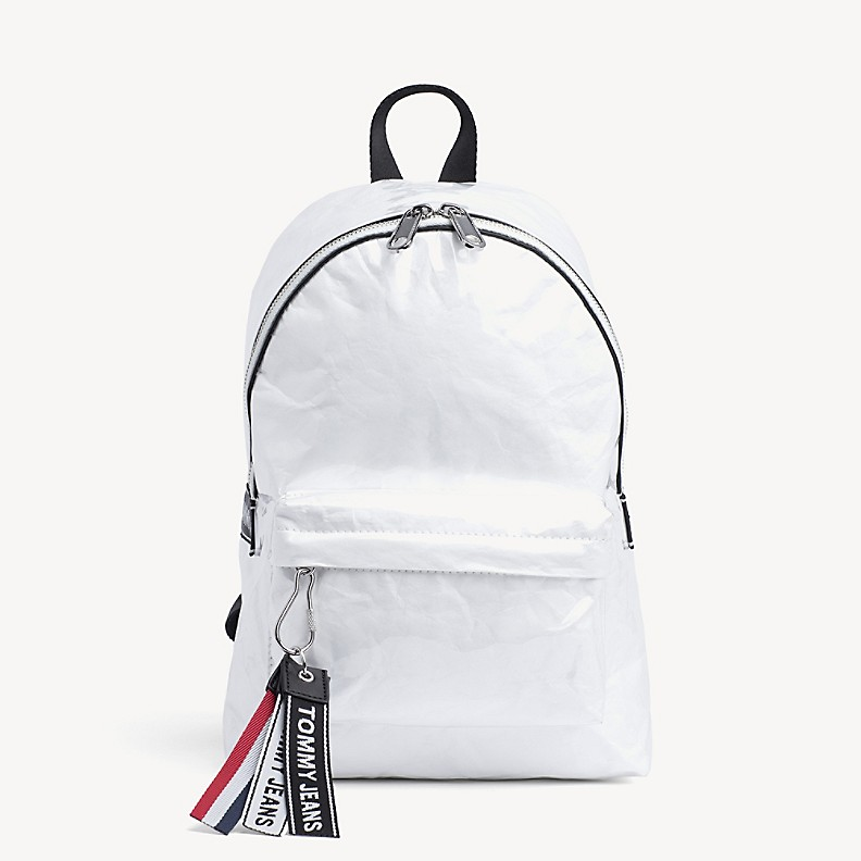 NEW Coated Logo Tape Backpack