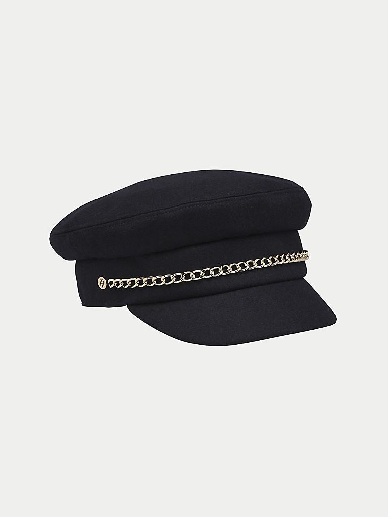 Solid Baker Boy Hat